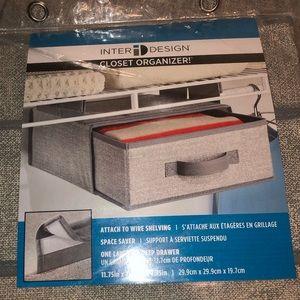 Other - Closet storage drawers (3)